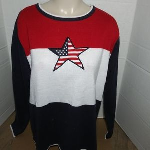 Nice 4th of july sweater